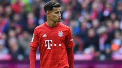 Бавария намерена выкупить контракт Коутиньо
