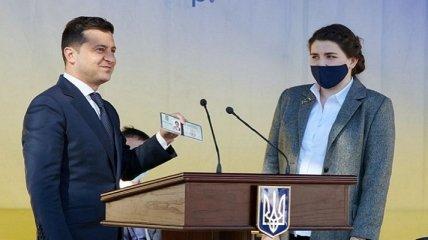 Вслед за Хомчаком увольняют его жену – главу Черниговской ОГА