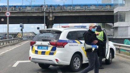Геращенко: Минер моста Метро будет наказан