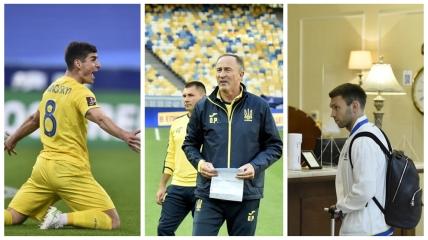 Руслан Малиновский, Александр Петраков и Александр Караваев