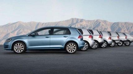 Компания Volkswagen собрала 30-миллионный Golf