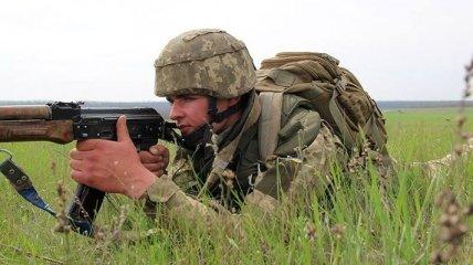 Карта ООС на 1 мая: боевики продолжают обстреливать позиции ВСУ
