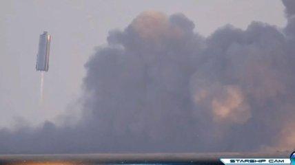 SpaceX провела первые испытания прототипа ракеты Starship SN5 (Видео)