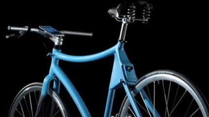 "Samsung представил концепт ""умного"" велосипеда Smart Bike"
