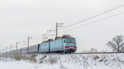 Женщина на Харьковщине попала под поезд
