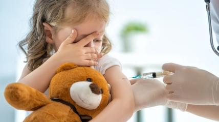 Вакцинируют детей до 5 лет.