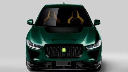 Новый концепт Lister SUV-E представлен как Jaguar I-Pace