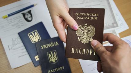 Миллион украинцев стали гражданами РФ с 2017 года