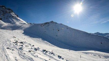 В Альпах погибли двое альпинистов из Литвы