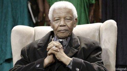 Нельсону Манделе стало хуже - у него отказывают почки и печень