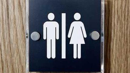 Плюс одна фобия в копилку: харьковчанин застрял в туалете ТЦ из-за сломанной ручки (видео)