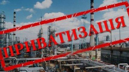 Кабмин намерен утвердить перечень объектов большой приватизации госсобственности