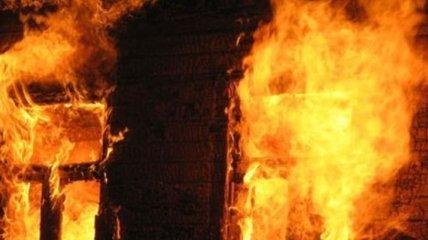 В Ровенской области в результате пожара погибла женщина