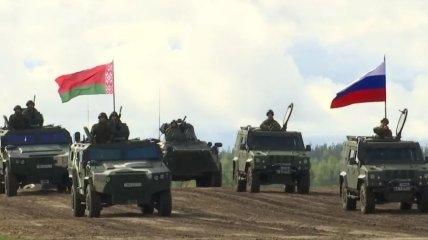 Совместные учения двух стран посвящены обороне.