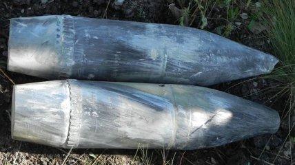 Бойцы АТО показали доказательства агрессии боевиков в Широкино