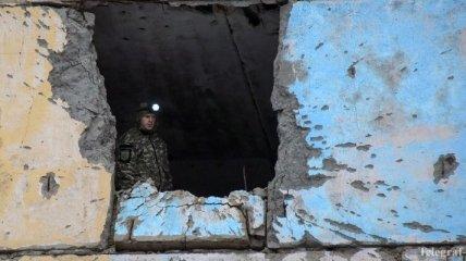 Ситуация на Донбассе: противник применил 152-й калибр под Попасной