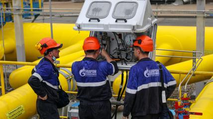 Российский газопровод уже достроили и вот-вот запустят