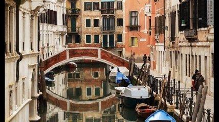 Нестандартный взгляд на Венецию (Фото)