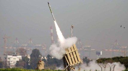 """Из сектора Газа по Израилю выпустили 3 ракеты из системы """"Град"""""""