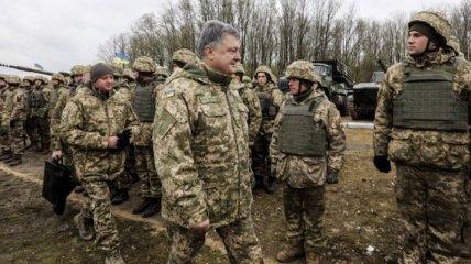 Порошенко отреагировал на ситуацию в Луганске