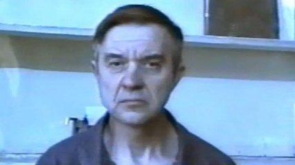 Следователь показал на видео бункер, в котором скопинский маньяк держал своих пленниц