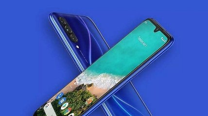Нова прошивка дійшла до Xiaomi Mi A3