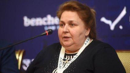 Суд не отримує реальних матеріалів щодо підстав накладення санкцій: суддя КАС ВС Раїса Ханова