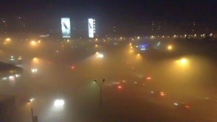 Задымленность в Киеве: в КГГА назвали причину