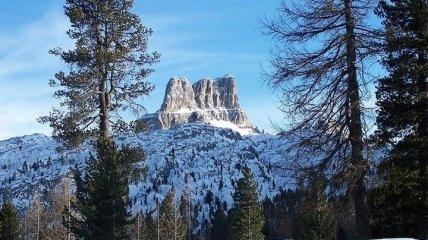 Любителям лыж посвящается: потрясающие места в Италии для активного отдыха
