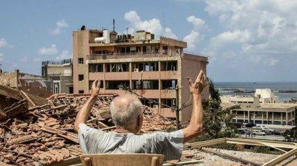 В Кабмине приняли решение о предоставлении гуманитарной помощи Ливану
