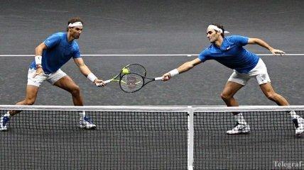 Травма может помешать Надалю встретиться с Федерером
