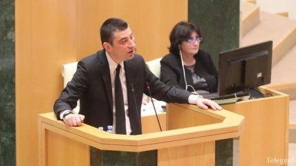 Новый премьер Грузии: Оккупация - это самая большая наша проблема