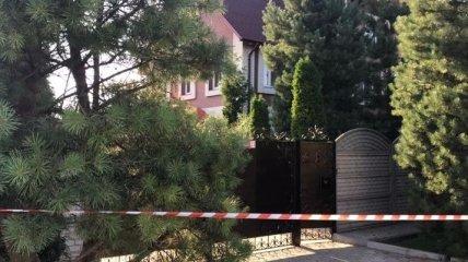Появилось первое видео с места гибели мэра Кривого Рога