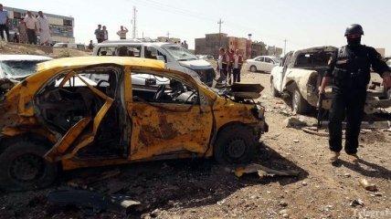 Количество жертв терактов в Ираке возросло до 75