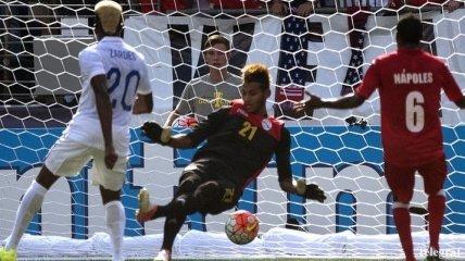 Золотой Кубок КОНКАКАФ. Сборная США уничтожила кубинцев 6:0 (Фото)