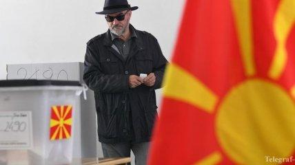 В Северной Македонии завершились президентские выборы