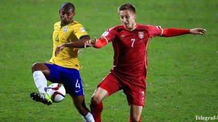 ЧМ-2015 (U-20). Сборная Сербии в финале победила Бразилию