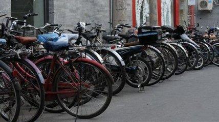 В октябре в Киеве обустроят новые велопарковки