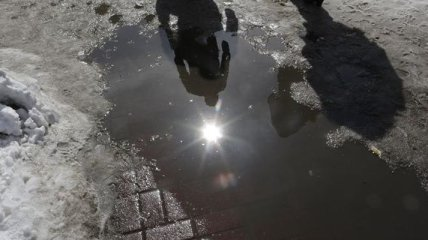 Новая неделя принесет в Украину потепление