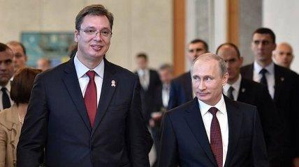 Сербия не выдворяет российских дипломатов