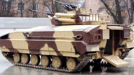 Харьковский бронетанковый завод выпустил БМП