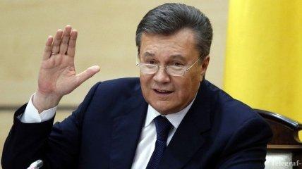 Янукович хочет заставить Украину заплатить дополнительную компенсацию