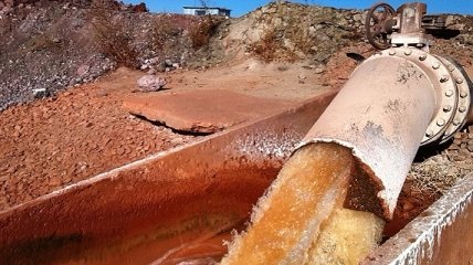 СМИ: В Бугском лимане – экологическая катастрофа из-за токсичных отходов НГЗ