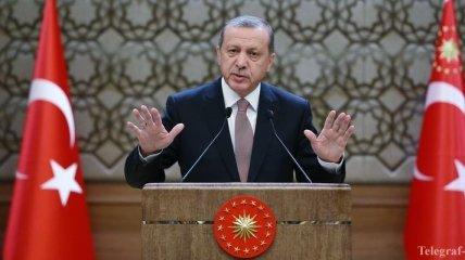 Эрдоган пообещал сбивать самолеты, которые нарушают воздушное пространство Турции