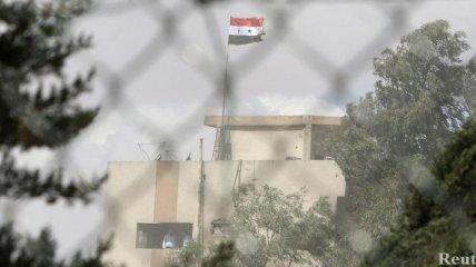 Возле Дамаска террористы пытались уничтожить военный аэродром