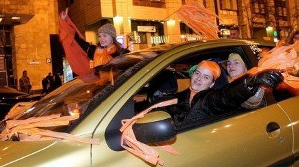 Оранжевая революция в Украине: как это было? (Фото)