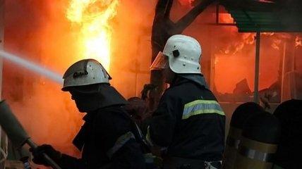 За двое суток нового года от пожаров погибло рекордное количество людей