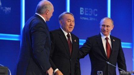 Назарбаев допускает выход из Евразийского союза