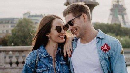 Love Story: Владимир Остапчук и его новая девушка снялись для издания JetSetter