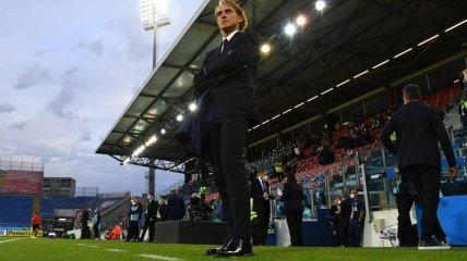 Италия отгрузила Сан-Марино семь мячей (видео)